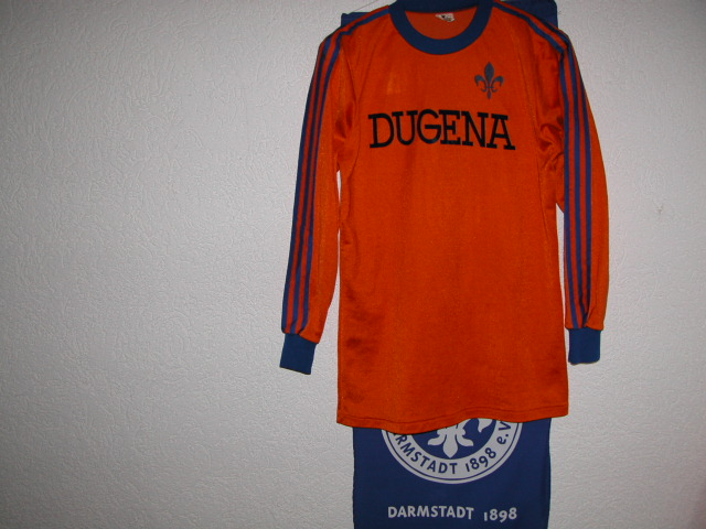 1. Bundesliga 1981/82: Original Spielertrikot